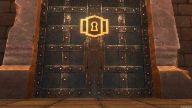ドラクエ10大とうぞくのカギの扉