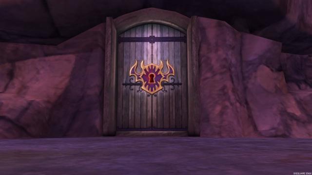 ドラクエ10魔仙卿のカギの扉